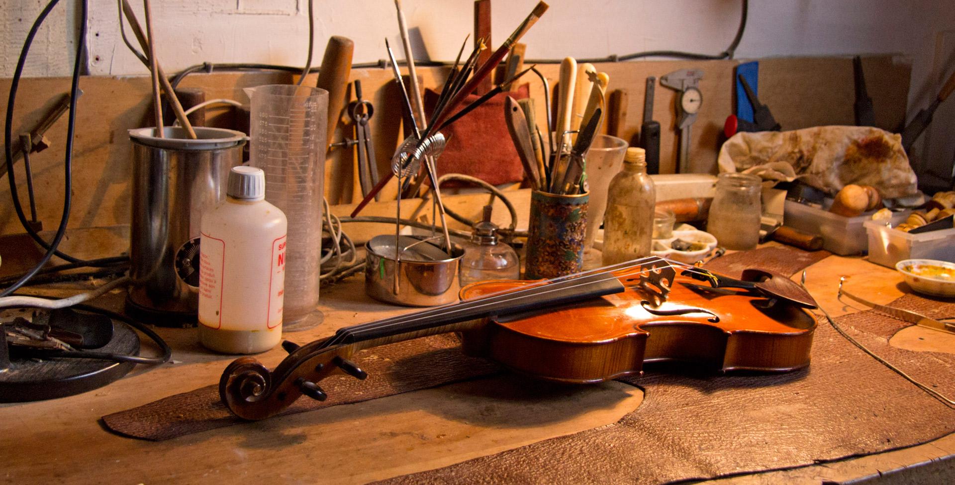 Instrumentos profissionais
