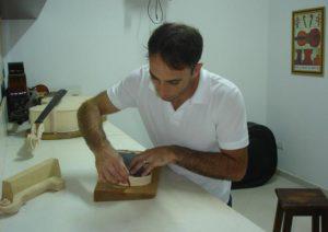 Fabricação de instrumentos musicais